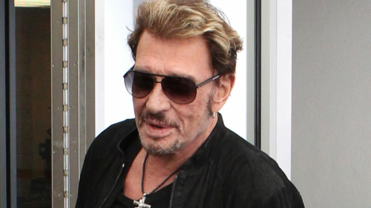Johnny Hallyday ne vivra plus en Suisse