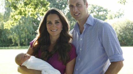 Le prince George sera baptisé le vingt-trois octobre