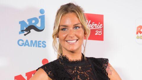 Aurélie Van Daelen ravie d'avoir perdu ses 23 kilos de grossesse