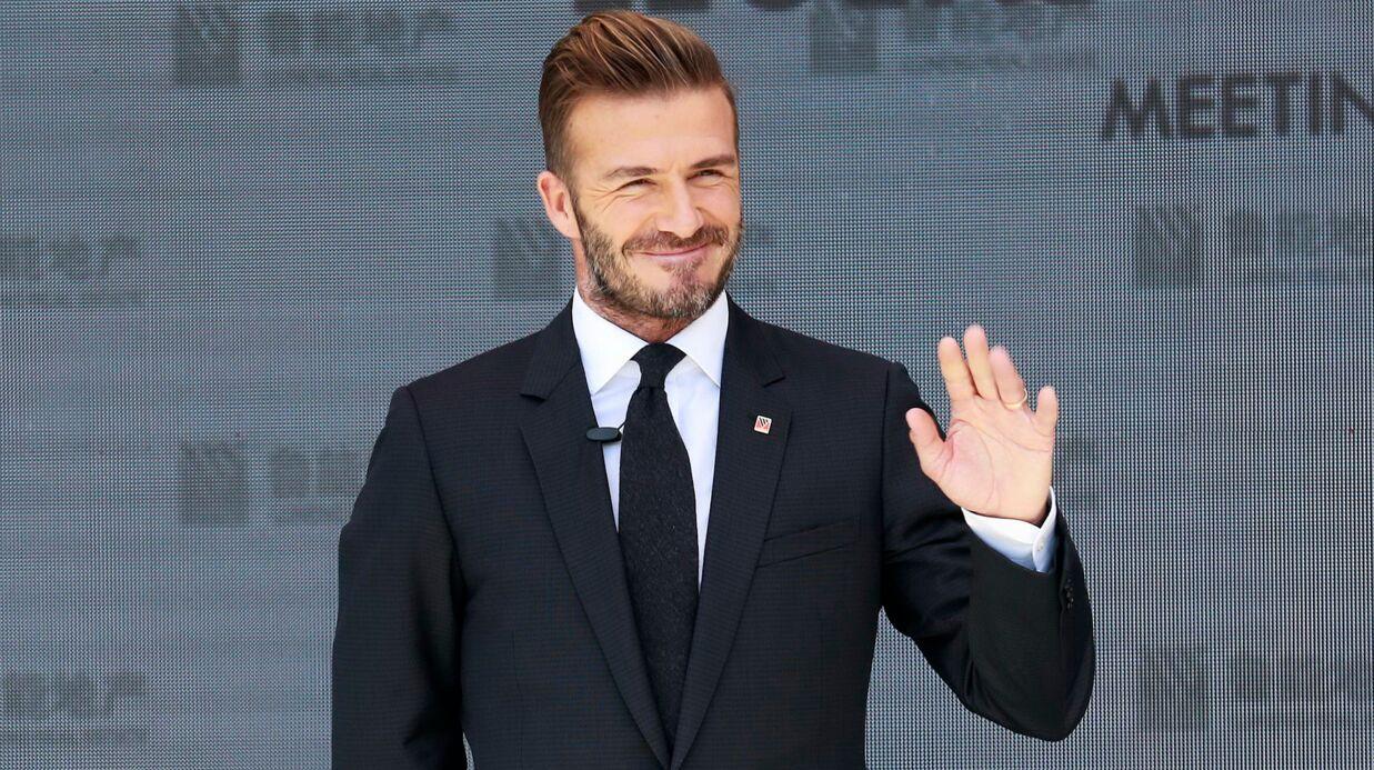 Un homme dépense plus de 20 000 euros pour ressembler à David Beckham, c'est vraiment raté!