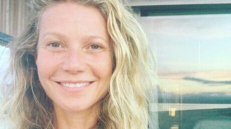 PHOTO Gwyneth Paltrow: sans maquillage à 44 ans, elle est magnifique