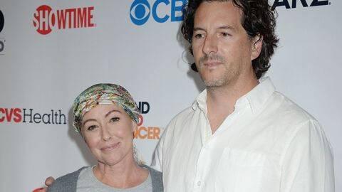 PHOTO L'émouvant hommage de Shannen Doherty à son mari