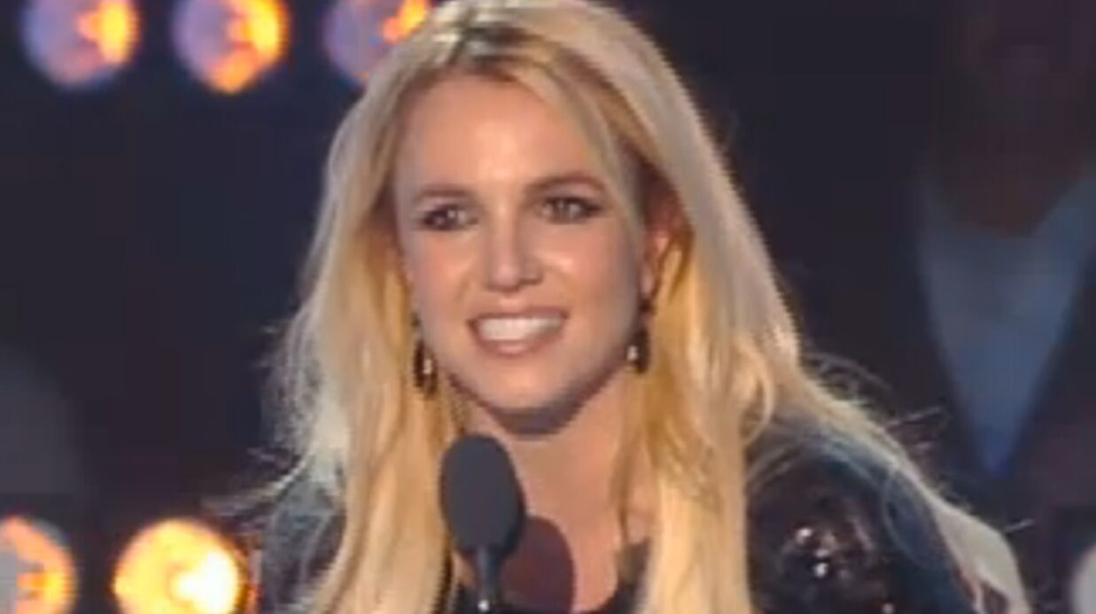 VIDEO La décla­ra­tion d'amour de Brit­ney Spears aux MTV VMA