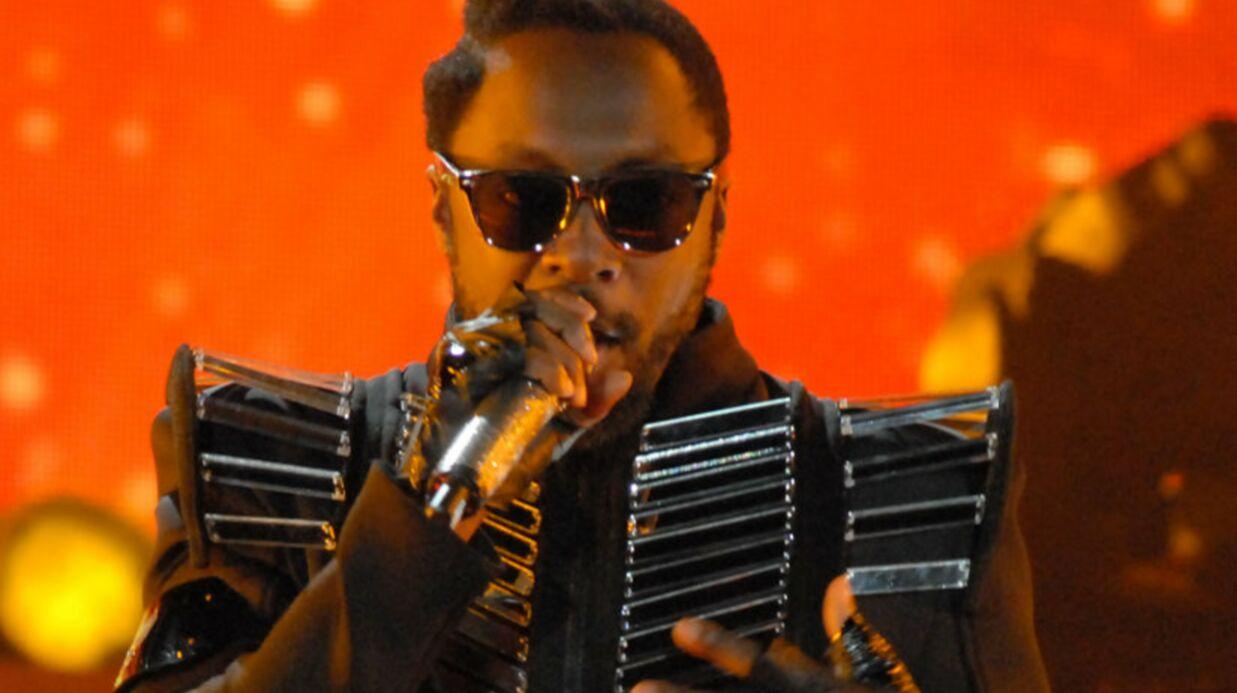 Will.i.am (Black Eyed Peas) chante pour les Martiens avec Curiosity