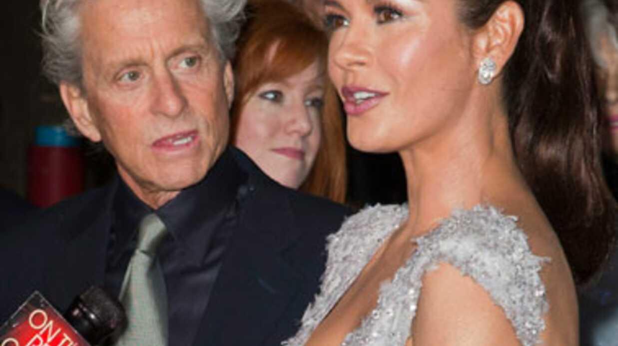 Les raisons de la rupture entre Catherine Zeta-Jones et Michael Douglas