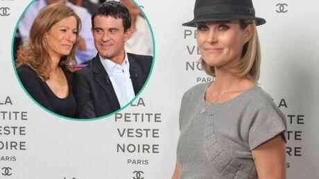 Laeticia Hallyday au cœur d'une polémique avec Manuel Valls
