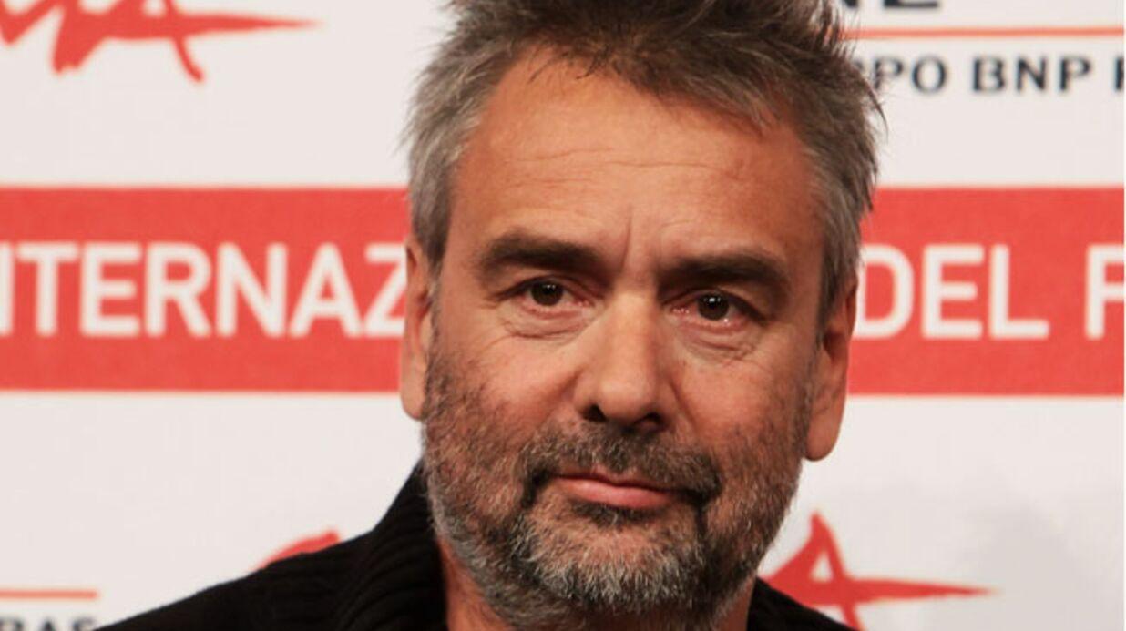 Luc Besson contrôlé pour excès de vitesse et défaut de permis