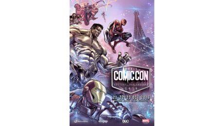 Découvrez les premiers invités du Comic Con Paris 2016
