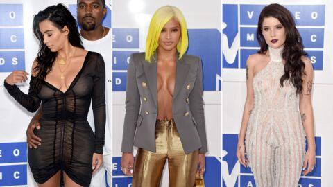 PHOTOS Les looks TRES sexy des MTV Video Music Awards 2016