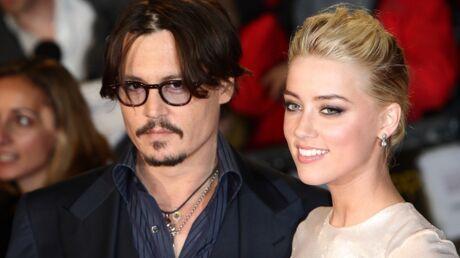 Johnny Depp et Amber Heard: leur histoire d'amour est officialisée