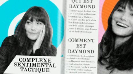 VIDEO «Mon Raymond», le clip amoureux de Carla Bruni
