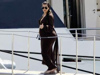 Kim Kardashian en vacances à Mykonos