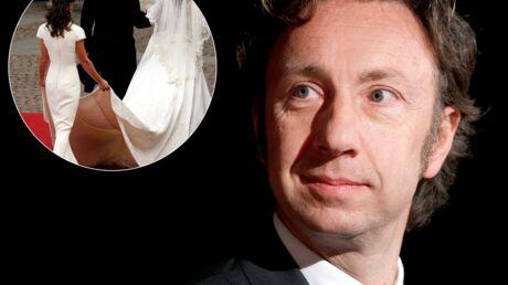 Stéphane Bern révèle que Pippa portait «des fausses fesses» lors du mariage de Kate