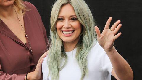 Hilary Duff chasse sur le site de rencontre Tinder