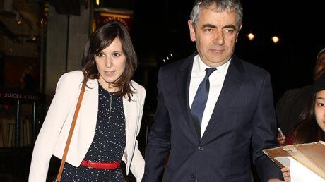 PHOTOS Rowan Atkinson (Mr Bean) en couple avec une très jeune femme