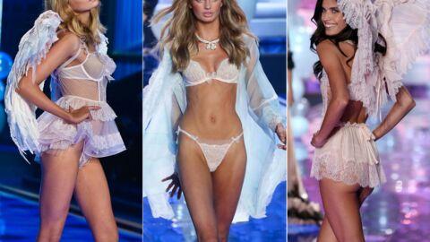 DIAPO Découvrez les 10 nouveaux anges diablement sexy de Victoria's Secret