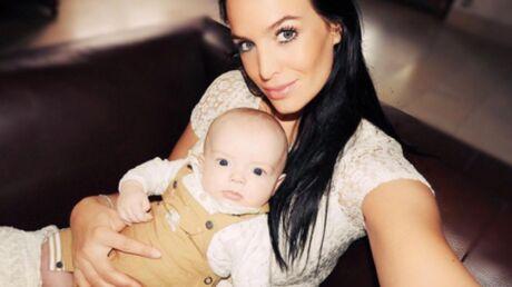 Jade Lagardère publie de magnifiques photos de ses trois enfants