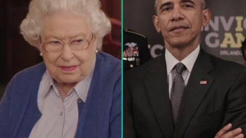 VIDEO Barack Obama et la reine Elizabeth II se clashent sur Twitter (et c'est trop drôle)