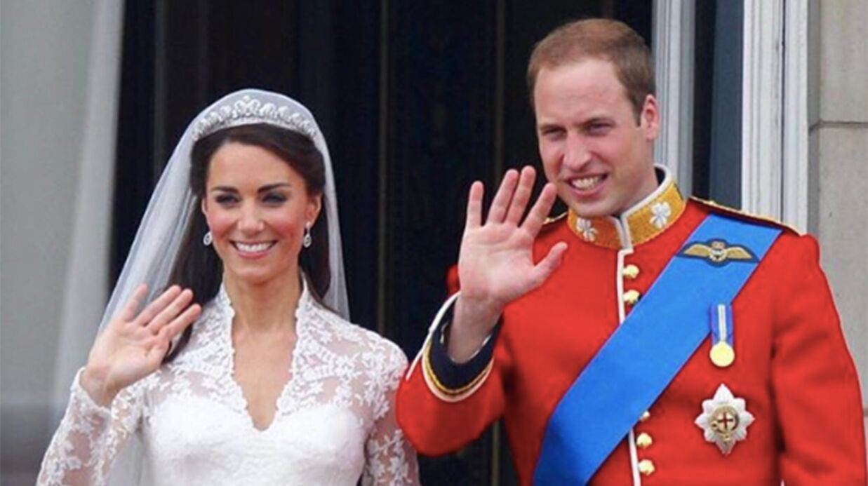 photos kate middleton et le prince william f tent leurs 6 ans de mariage voici. Black Bedroom Furniture Sets. Home Design Ideas