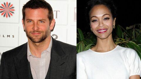 Bradley Cooper et Zoe Saldana seraient en couple