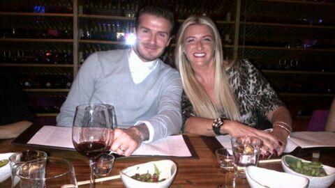 David Beckham fait une surprise à sa sœur pour ses 30 ans