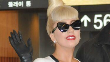 Gaga de son gars