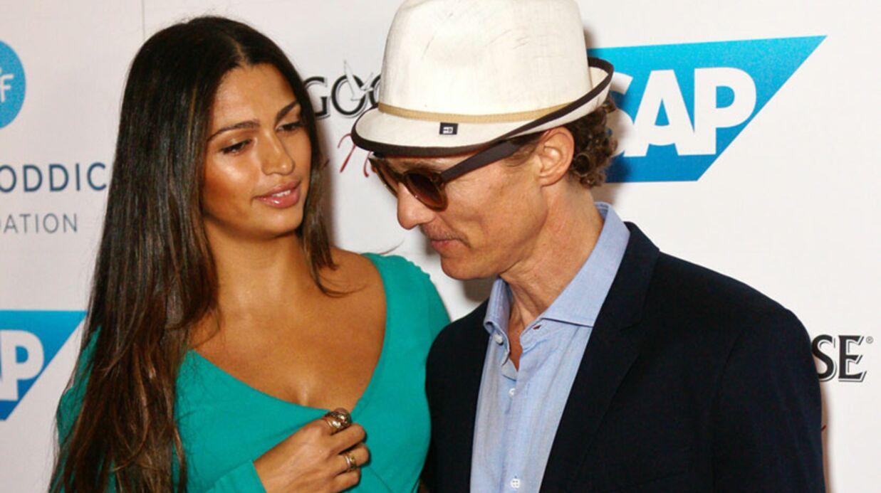 Matthew McConaughey: de nouveau papa!