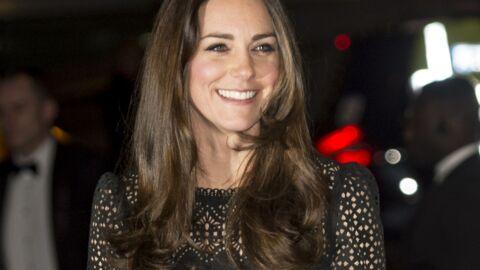 Kate Middleton élue «icône beauté» de l'année 2013 par les Britanniques