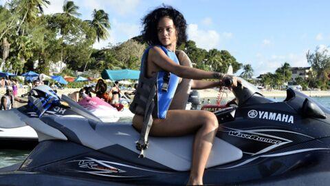 PHOTOS Rihanna s'éclate en vacances à La Barbade