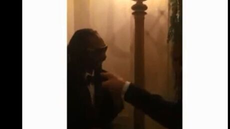 VIDEO Quand Snoop Dogg échange un fist bump avec John Kerry