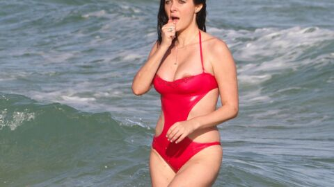 Kardashian En Bain Sexy Maillot Kim Ultra Voici De hQdtsr