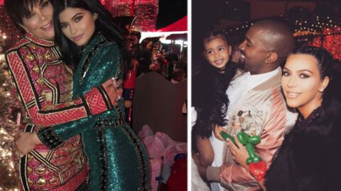 PHOTOS Le Noël tout en démesure de la famille Kardashian