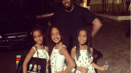 P Diddy partage des photos craquantes de ses trois filles