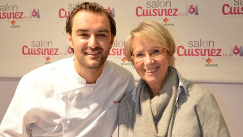Mercotte (Le meilleur pâtissier) sur sa complicité avec Cyril Lignac: «Il est un peu comme mon fils»