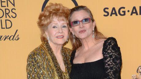 Carrie Fisher: sa mère, l'actrice Debbie Reynolds meurt un jour après elle