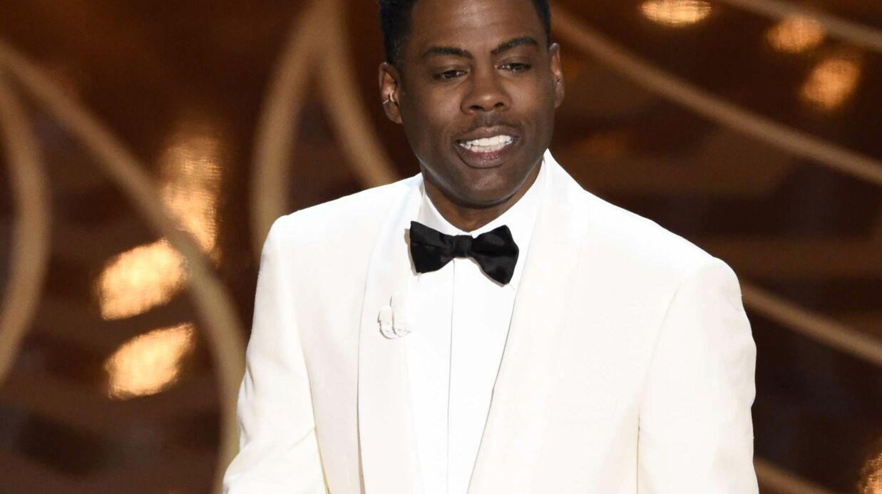 Oscars 2016: Chris Rock se moque de Jada Pinkett-Smith dans son discours