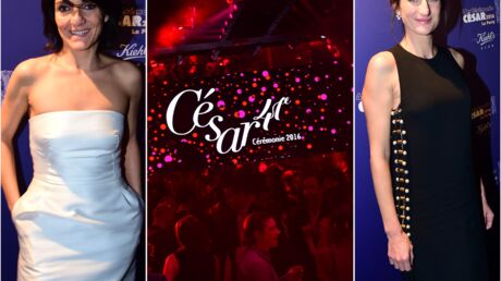 PHOTOS Florence Foresti, Camille Cottin, toutes à la PARTY, l'after des César avec Kiehl's