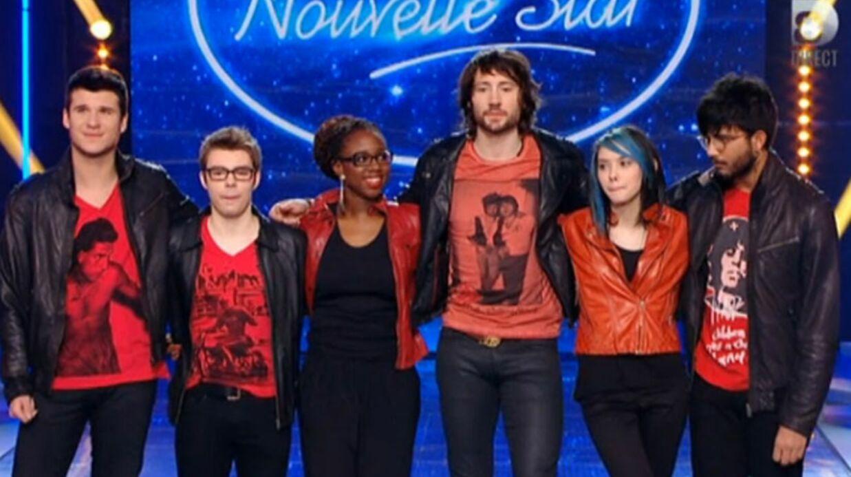 Nouvelle Star: l'aventure se termine pour Paul