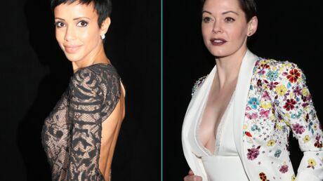 PHOTOS Fashion week: Sonia Rolland divine, Rose McGowan audacieuse pour Zuhair Murad