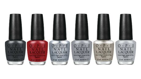 OPI se met aux couleurs de Fifty Shades of Grey