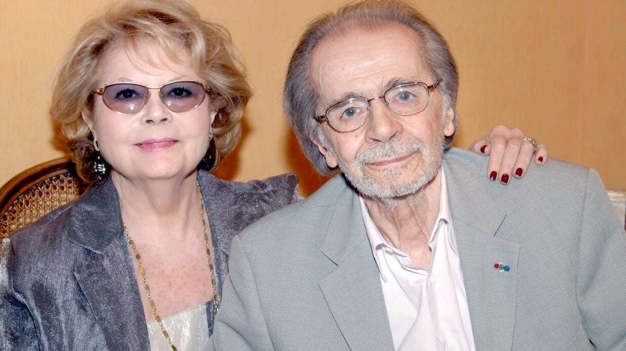 Serge Reggiani: endettée et au plus mal, sa veuve accuse les enfants du chanteur