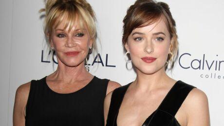 Dakota Johnson: enfant elle assistait aux scènes d'amour de ses célèbres parents sur les tournages