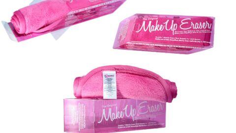 Makeup Eraser, la serviette qui démaquille à l'eau
