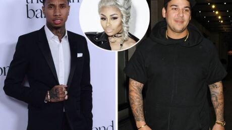 Tyga donne son avis sur la relation de Rob Kardashian et Blac Chyna
