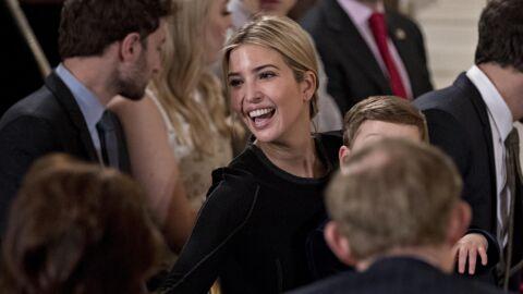 Ivanka Trump: sa robe de soirée fait scandale sur Instagram