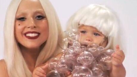 VIDEO Lady Gaga s'attaque aux enfants!