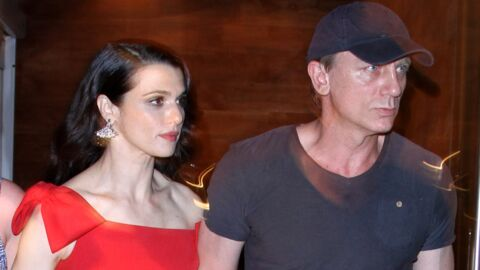 PHOTOS Daniel Craig et Rachel Weisz, jeunes mariés heureux?