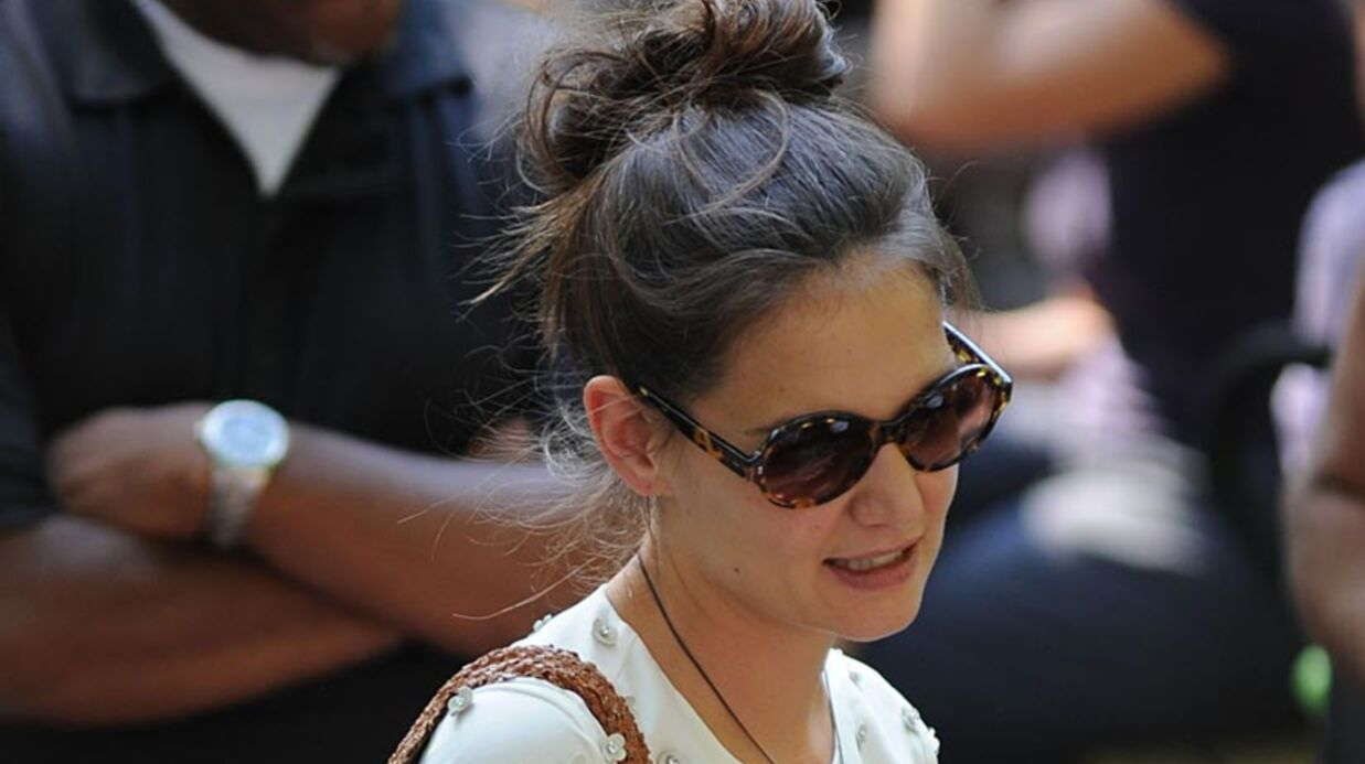 Katie Holmes annule sa première apparition publique depuis son divorce