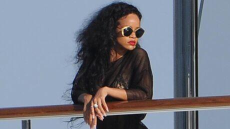 PHOTO Rihanna s'éclate sous le soleil Italien