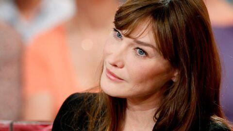 En colère, Carla Bruni menace de porter plainte contre l'auteur de la pétition